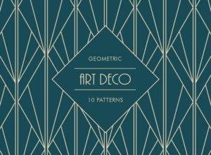 Free Art Deco Geometric Patterns Download