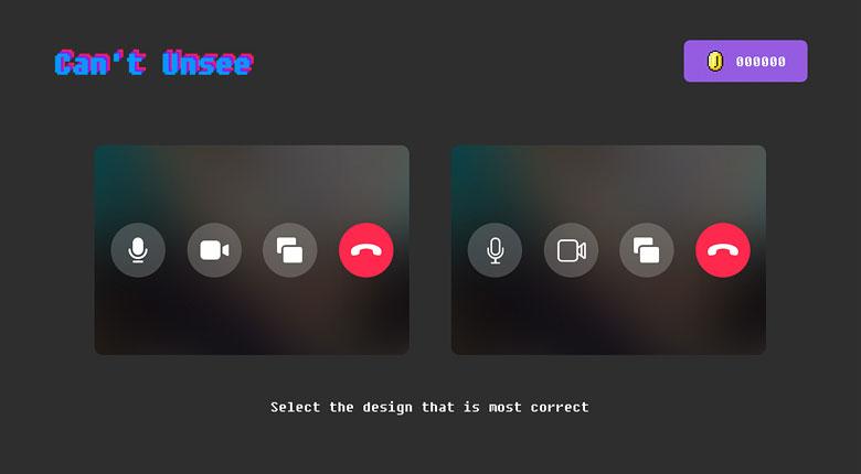UI Design Quiz