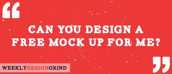 Dumb Things You Should Never Say To A Designer