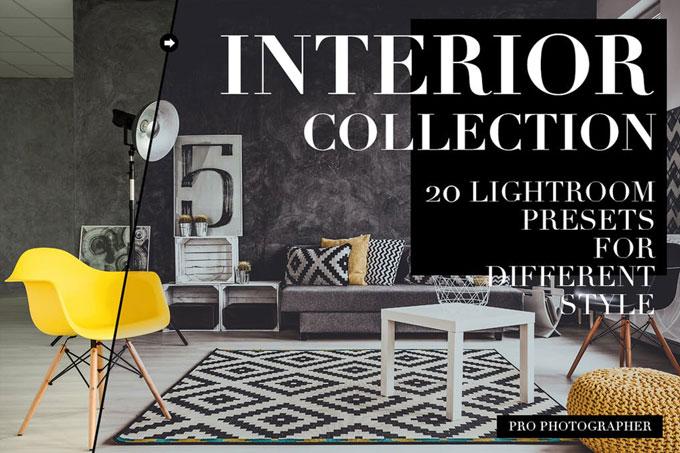 Interior Lightroom Presets