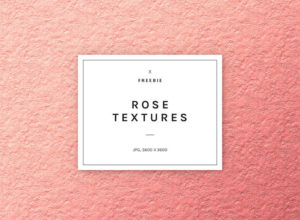 Free High Quality Rose Gold Foil Textures
