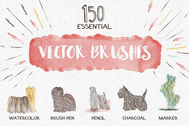 Creative Vector Brushes