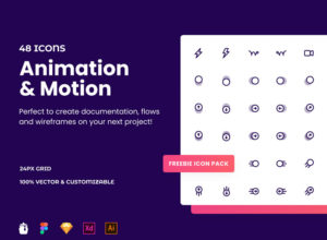 Free Animation Icons Pack