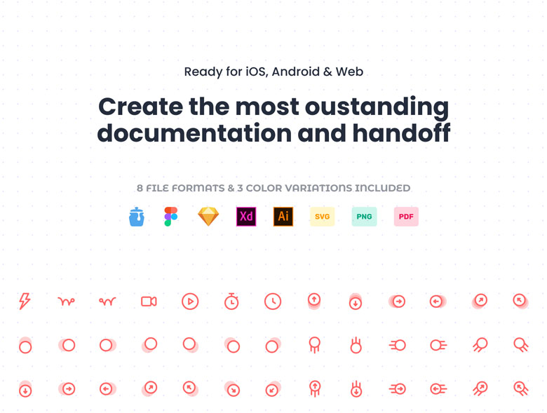 Motion Icons Pack