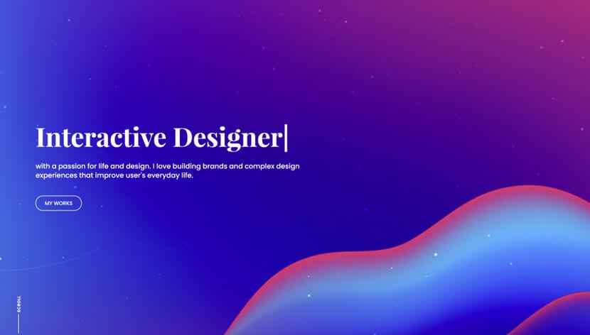 Graphic Design Trends 2020 Liquid trend