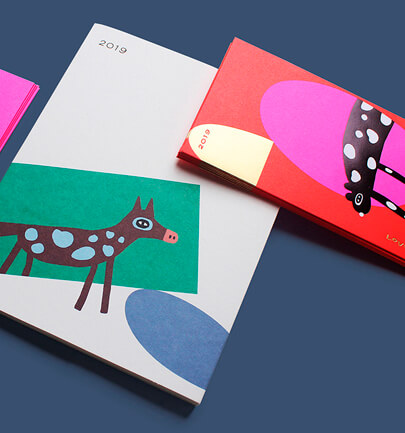 Graphic Design Trends 2020 Simplified illustrations