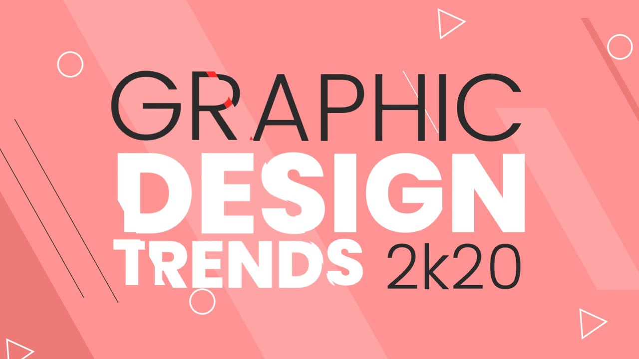 13 Graphic Design Trends To Expect In 2020 - Webgyaani