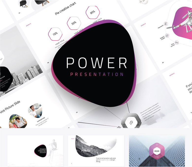 Premium PowerPoint Templates Download For Free