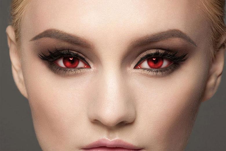 Evil Eyes Photoshop Action