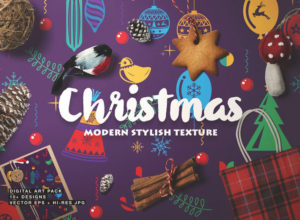 Christmas Modern Stylish Patterns